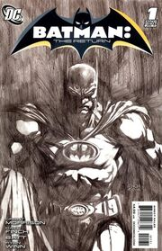 Batman The Return-1 Cover-3