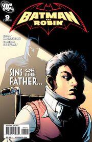 Batman and Robin-9 Cover-2