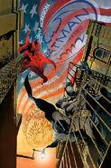 Batwoman and Batman Bruce Wayne