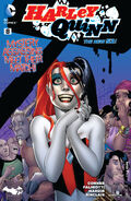 Harley Quinn Vol 2-8 Cover-1