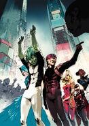 Teen Titans Vol 5-8 Cover-1 Teaser