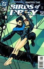 Birds of Prey 8c