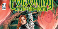 Poison Ivy: Cycle of Life Death (Volume 1)/Gallery
