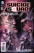 New Suicide Squad Vol 1-16 Cover-1