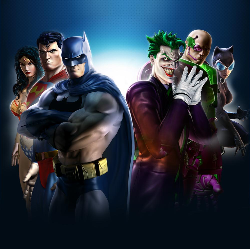 DC Universe Online Batman Wiki FANDOM Powered By Wikia