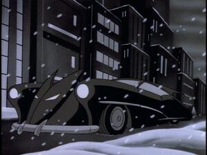 Original Batmobile (BTAS)