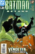 Batman Beyond v2 08 Cover