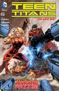 Teen Titans Vol 4-27 Cover-1