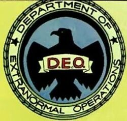 The Department of Extranormal Operations