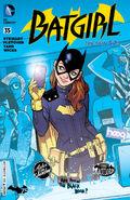 Batgirl Vol 4-35 Cover-5