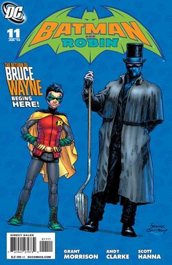 Batman and Robin-11 Cover-1