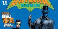 Batman and Robin (Volume 1) Issue 11