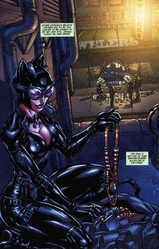 Catwoman AC comic