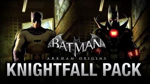 Batman Arkham Origins - Knightfall Pack Trailer