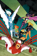 The Birds of Prey Brightest Day-1 Cover-2 Teaser