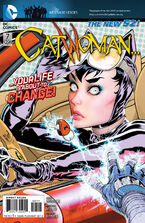 Catwoman Vol 4-7 Cover-1