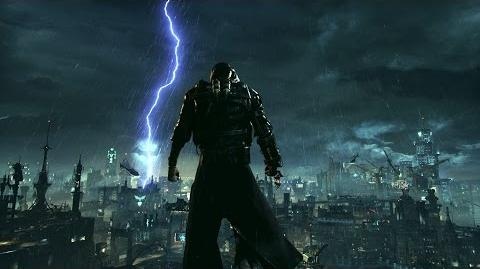 "Official Batman Arkham Knight Trailer – ""Gotham is Mine""-0"