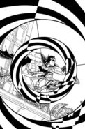 Batman Incorporated Vol 2-1 Cover-3 Teaser
