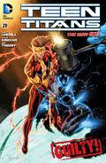 Teen Titans Vol 4-28 Cover-1