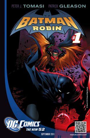 File:Batman and Robin Volume 2 Poster.jpg