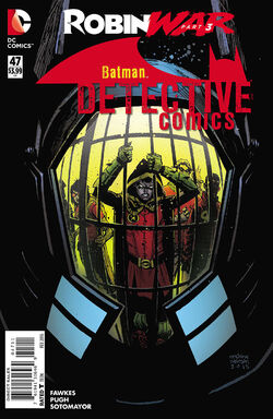 Detective Comics Vol 2-47 Cover-1
