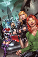 The Birds of Prey Brightest Day-1 Cover-1 Teaser