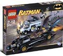 7781 The Batmobile: Two-Face's Escape