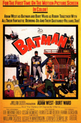 Batman theatrical release poster