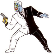 Two face tas