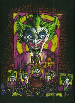 JokerPodium