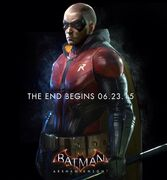 Robin end poster