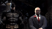 Sharp and Batman