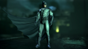 BAC-Batman Earth One