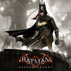 BAK-Batgirl DLC promo