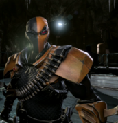 BAO-Deathstroke Injustice