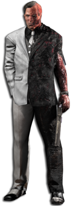 Two-Face render