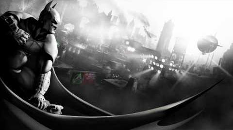 "Batman Arkham City (OST) - Blood on the Tracks (""Freight Train"" Map)"