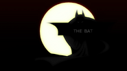 The Bat Animated Poster