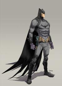 The Batman (The Bat fanfic)