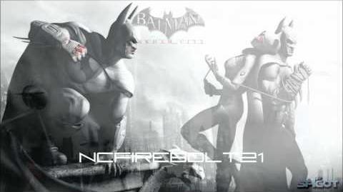 Batman Arkham City Complete Soundtrack - Black Mask