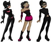 Batgirl Infinity by 630leosa