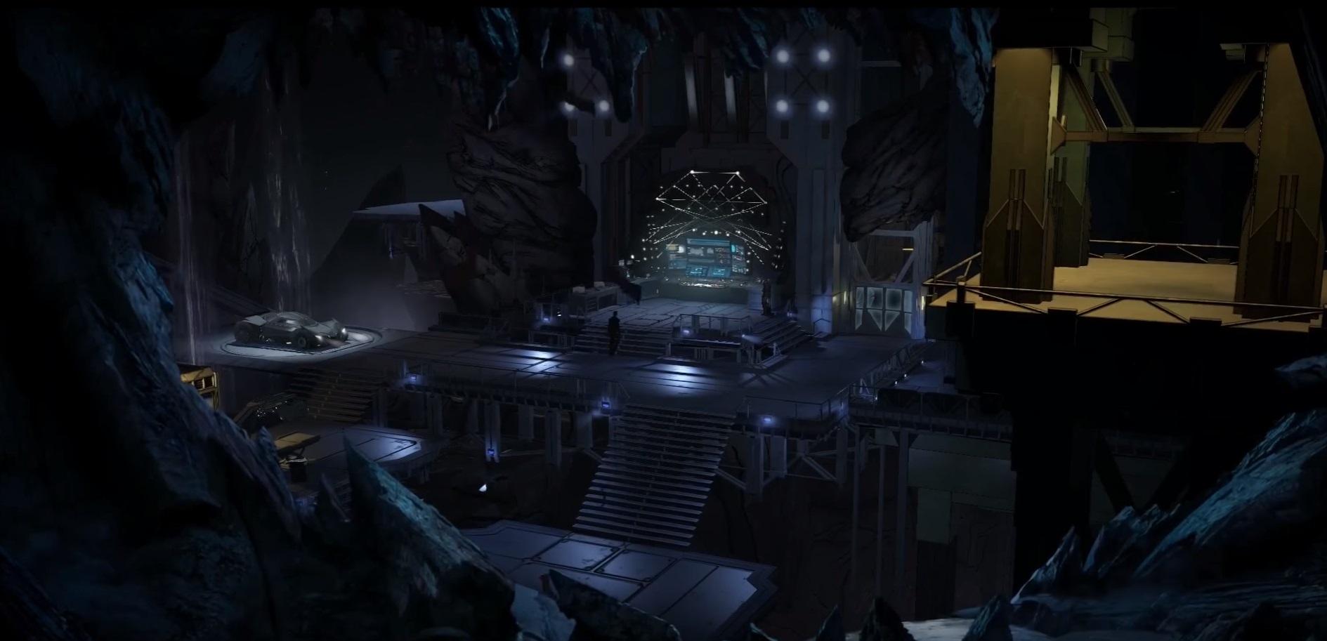 Batcave | Batman: The Telltale Series Wikia | FANDOM powered by Wikia