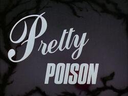 Pretty Poison Title Card