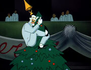 CWtJ 04 - Christmas Tree Joker Star