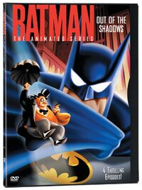 Out of Shadows DVD