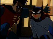 Robin Batgirl