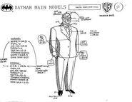 Mayor Hamilton Hill Model Sheet