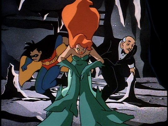 File:DiD 43 - Poison Ivy, Alfred and Robin Vision.jpg