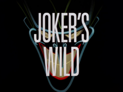 Jokers Wild-Title Card