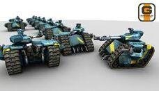 BW2.xy Heavy tank